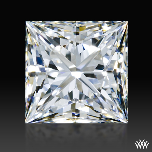 0.952 ct I VS1 A CUT ABOVE® Princess Super Ideal Cut Diamond