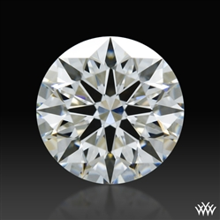 0.923 ct H VS1 A CUT ABOVE® Hearts and Arrows Super Ideal Round Cut Loose Diamond