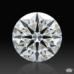 1.708 ct H SI1 A CUT ABOVE® Hearts and Arrows Super Ideal Round Cut Loose Diamond
