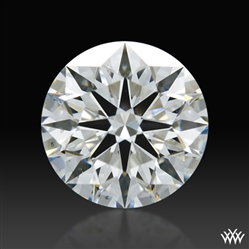 0.87 ct G VS2 A CUT ABOVE® Hearts and Arrows Super Ideal Round Cut Loose Diamond