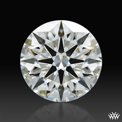 0.626 ct G VS2 A CUT ABOVE® Hearts and Arrows Super Ideal Round Cut Loose Diamond