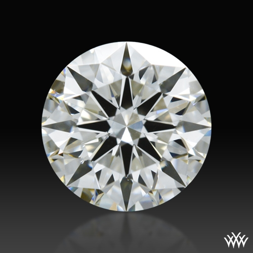 0.645 ct H VS2 A CUT ABOVE® Hearts and Arrows Super Ideal Round Cut Loose Diamond