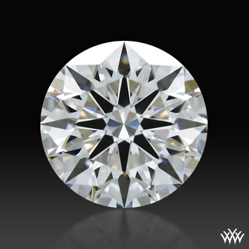 0.828 ct E VS2 A CUT ABOVE® Hearts and Arrows Super Ideal Round Cut Loose Diamond
