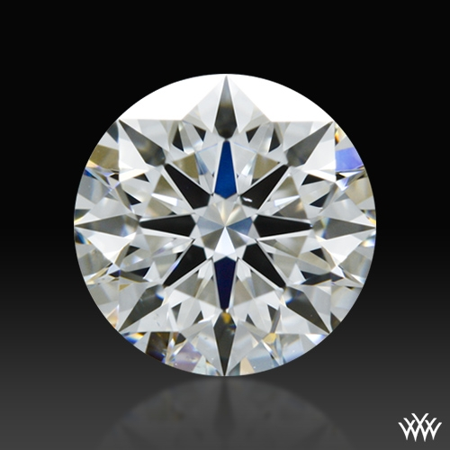 0.604 ct F VS2 Expert Selection Round Cut Loose Diamond