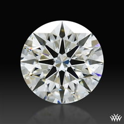 0.583 ct I VS2 A CUT ABOVE® Hearts and Arrows Super Ideal Round Cut Loose Diamond
