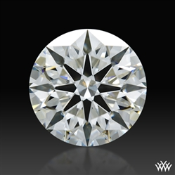 1.165 ct I VS2 A CUT ABOVE® Hearts and Arrows Super Ideal Round Cut Loose Diamond