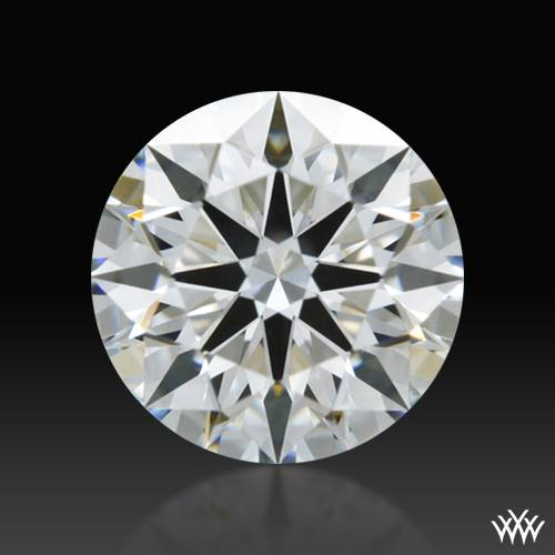 0.657 ct H VS2 A CUT ABOVE® Hearts and Arrows Super Ideal Round Cut Loose Diamond