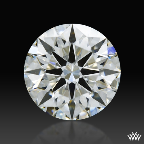 0.652 ct H VS2 A CUT ABOVE® Hearts and Arrows Super Ideal Round Cut Loose Diamond