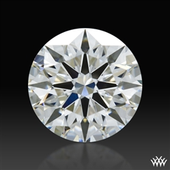 0.63 ct H VS2 A CUT ABOVE® Hearts and Arrows Super Ideal Round Cut Loose Diamond