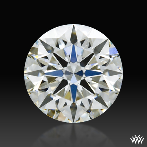 0.538 ct J VS2 Expert Selection Round Cut Loose Diamond