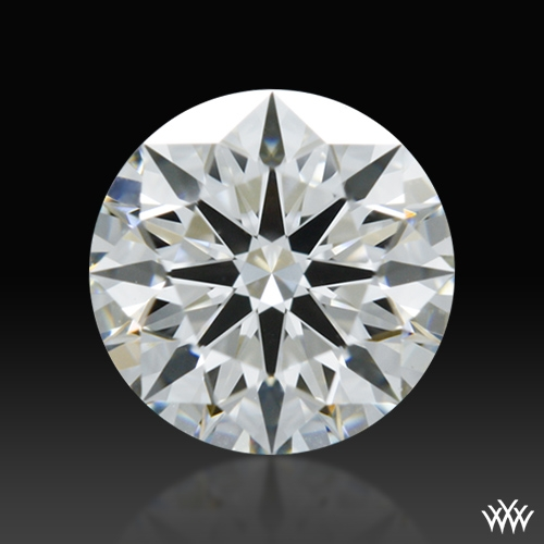 0.622 ct I VS1 A CUT ABOVE® Hearts and Arrows Super Ideal Round Cut Loose Diamond
