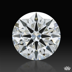 0.615 ct E SI1 A CUT ABOVE® Hearts and Arrows Super Ideal Round Cut Loose Diamond