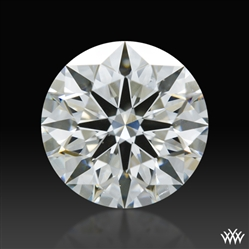 0.771 ct I VS2 A CUT ABOVE® Hearts and Arrows Super Ideal Round Cut Loose Diamond