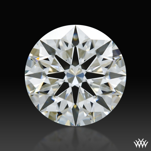 0.806 ct G VS1 A CUT ABOVE® Hearts and Arrows Super Ideal Round Cut Loose Diamond