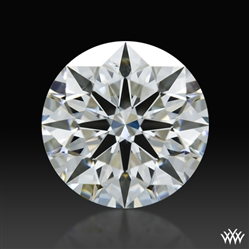 0.793 ct G SI1 A CUT ABOVE® Hearts and Arrows Super Ideal Round Cut Loose Diamond