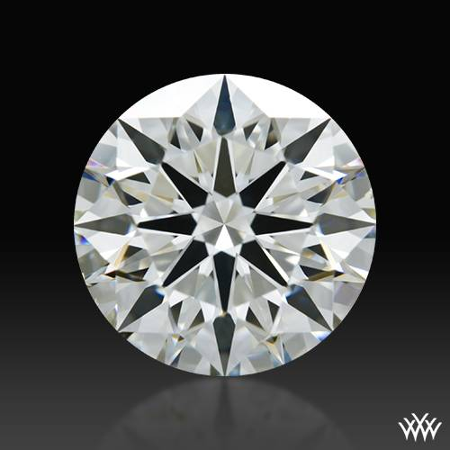 1.701 ct J VS2 A CUT ABOVE® Hearts and Arrows Super Ideal Round Cut Loose Diamond