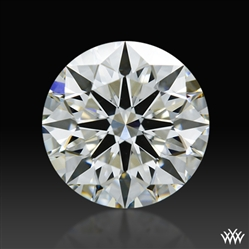 1.127 ct I VS2 A CUT ABOVE® Hearts and Arrows Super Ideal Round Cut Loose Diamond