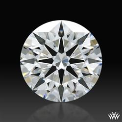 0.724 ct F VVS2 Expert Selection Round Cut Loose Diamond