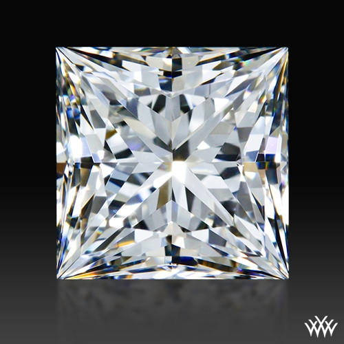 1.508 ct G VS1 A CUT ABOVE® Princess Super Ideal Cut Diamond