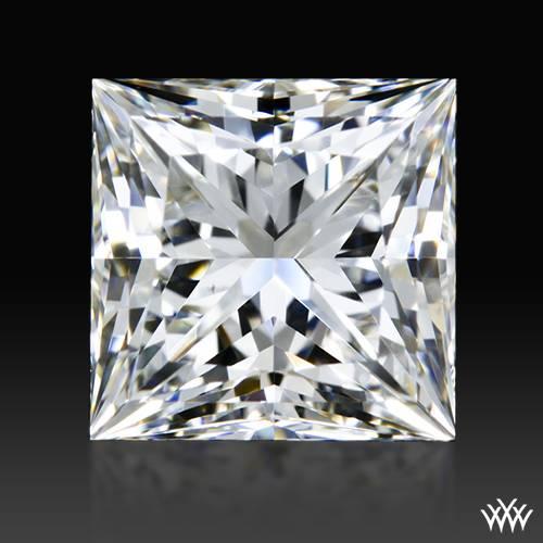 0.943 ct I VS2 A CUT ABOVE® Princess Super Ideal Cut Diamond