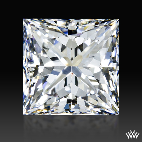 1.515 ct F VS2 A CUT ABOVE® Princess Super Ideal Cut Diamond