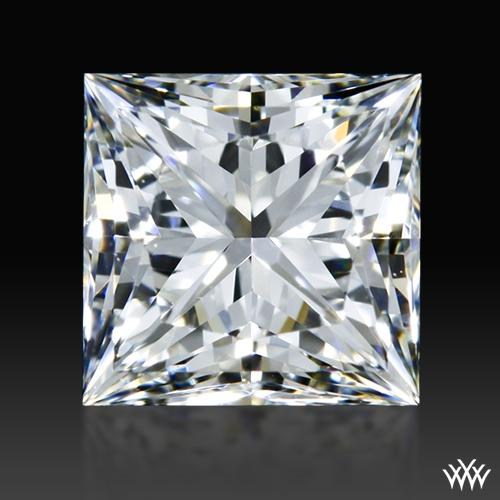 0.691 ct H VS1 A CUT ABOVE® Princess Super Ideal Cut Diamond