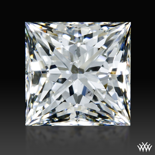 1.165 ct I SI1 A CUT ABOVE® Princess Super Ideal Cut Diamond