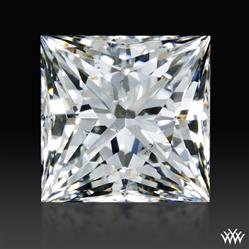 1.165 ct I SI1 A CUT ABOVE® Princess Super Ideal Cut Diamond
