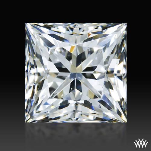 0.835 ct H VS1 A CUT ABOVE® Princess Super Ideal Cut Diamond