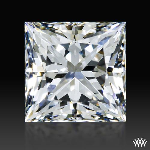 1.238 ct H VS2 A CUT ABOVE® Princess Super Ideal Cut Diamond