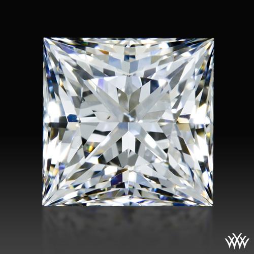 0.661 ct D VS2 A CUT ABOVE® Princess Super Ideal Cut Diamond