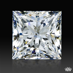 0.661 ct D VS2 A CUT ABOVE® Princess Super Ideal Cut Diamond