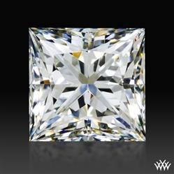 0.87 ct H VS2 A CUT ABOVE® Princess Super Ideal Cut Diamond