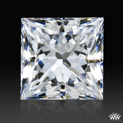 0.607 ct D VS2 A CUT ABOVE® Princess Super Ideal Cut Diamond