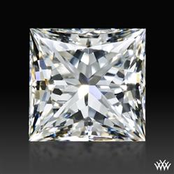 0.84 ct I VVS2 A CUT ABOVE® Princess Super Ideal Cut Diamond