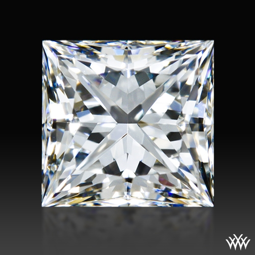 0.803 ct H VS1 A CUT ABOVE® Princess Super Ideal Cut Diamond