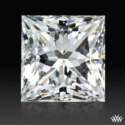 0.601 ct H SI1 Expert Selection Princess Cut Loose Diamond