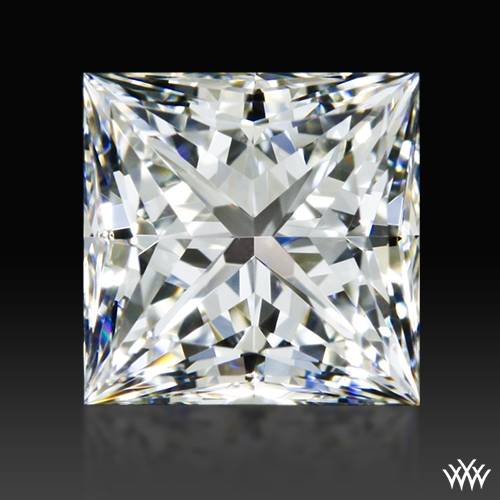 0.801 ct G VVS1 A CUT ABOVE® Princess Super Ideal Cut Diamond