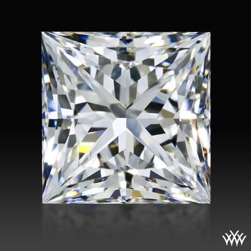 0.62 ct E VS1 A CUT ABOVE® Princess Super Ideal Cut Diamond