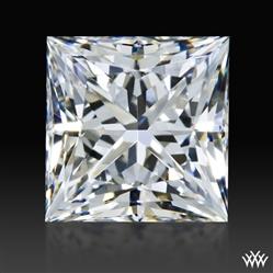 0.601 ct H VS1 A CUT ABOVE® Princess Super Ideal Cut Diamond
