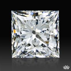 0.608 ct F VVS1 A CUT ABOVE® Princess Super Ideal Cut Diamond