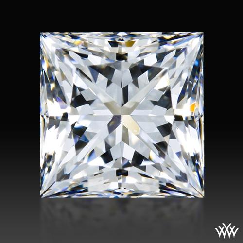 0.611 ct F VS1 A CUT ABOVE® Princess Super Ideal Cut Diamond