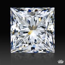 0.643 ct F SI1 A CUT ABOVE® Princess Super Ideal Cut Diamond