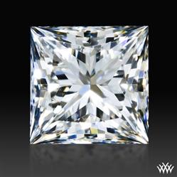 0.62 ct H VS2 A CUT ABOVE® Princess Super Ideal Cut Diamond
