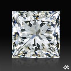 0.901 ct I VS1 A CUT ABOVE® Princess Super Ideal Cut Diamond