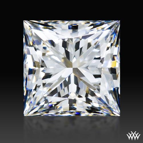 0.90 ct H VS2 A CUT ABOVE® Princess Super Ideal Cut Diamond