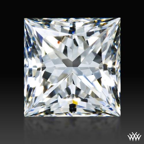 0.618 ct J VVS1 A CUT ABOVE® Princess Super Ideal Cut Diamond