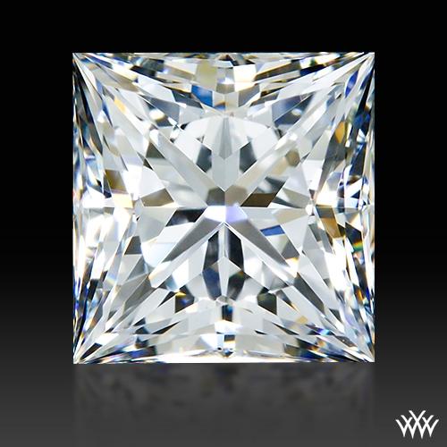 1.541 ct F VS1 A CUT ABOVE® Princess Super Ideal Cut Diamond