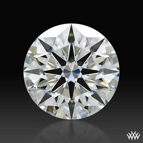 1.226 ct G VS2 A CUT ABOVE® Hearts and Arrows Super Ideal Round Cut Loose Diamond
