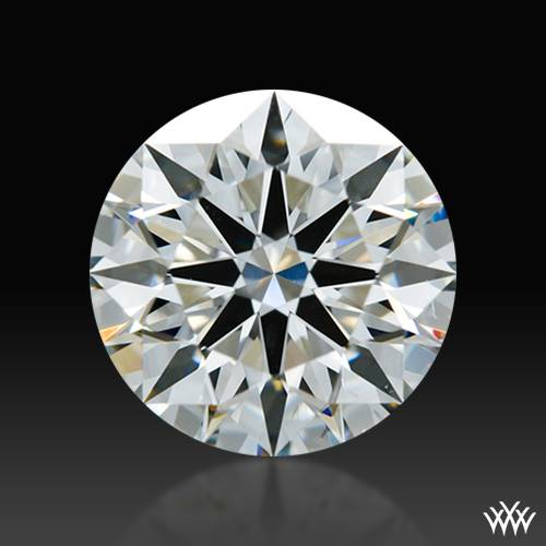 1.011 ct H VS2 A CUT ABOVE® Hearts and Arrows Super Ideal Round Cut Loose Diamond
